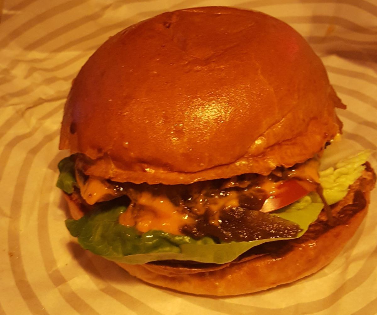 P&B burger